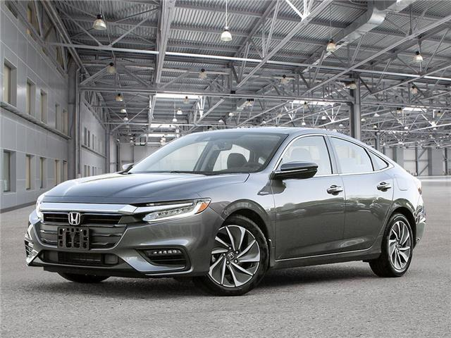 2020 Honda Insight Touring (Stk: IL00210) in Vancouver - Image 1 of 23