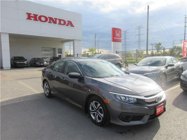 2017 Honda Civic LX (Stk: SS3651) in Ottawa - Image 1 of 17