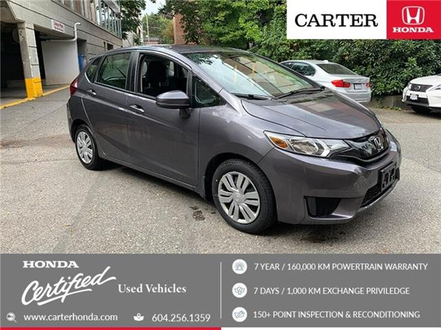 2017 Honda Fit LX (Stk: 7K65681) in Vancouver - Image 1 of 21
