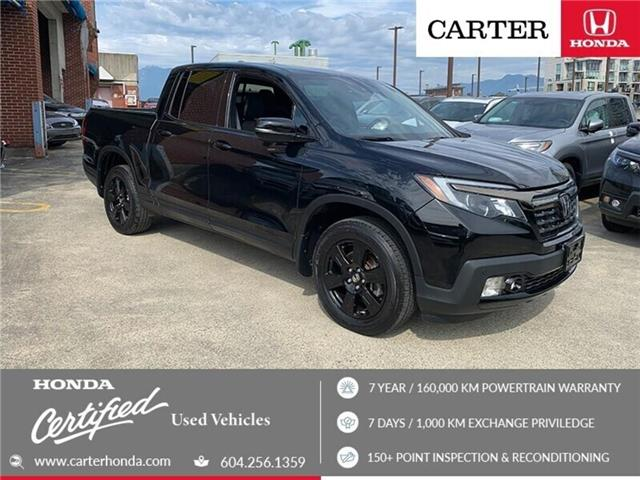 2017 Honda Ridgeline Black Edition (Stk: B13750) in Vancouver - Image 1 of 26