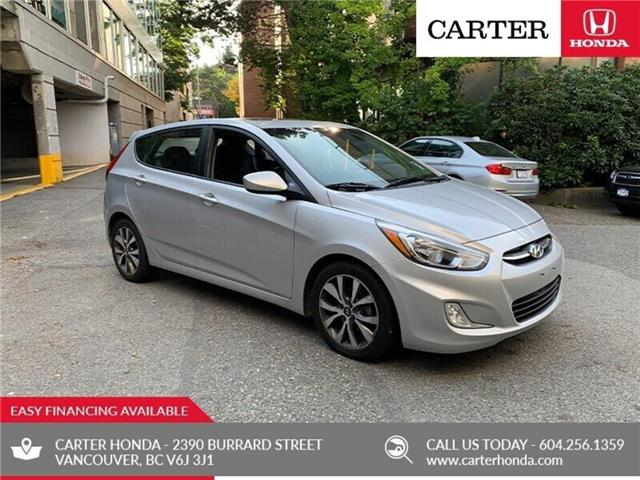 2017 Hyundai Accent GLS (Stk: 3K29742) in Vancouver - Image 1 of 22