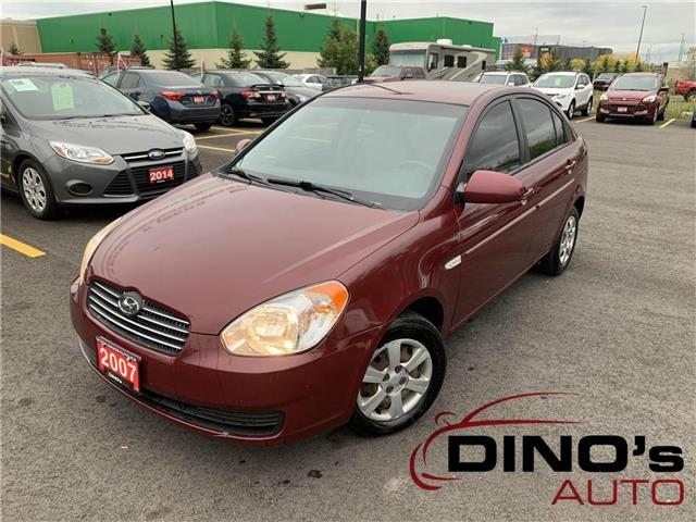 2007 Hyundai Accent  (Stk: 094088) in Orleans - Image 1 of 20