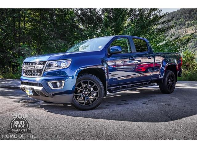 2020 Chevrolet Colorado LT (Stk: 20-07) in Trail - Image 1 of 30