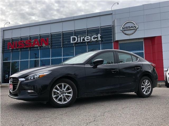 2018 Mazda Mazda3 GS | CERTIFIED | NO ACCIDENTS (Stk: P0640) in Mississauga - Image 1 of 21