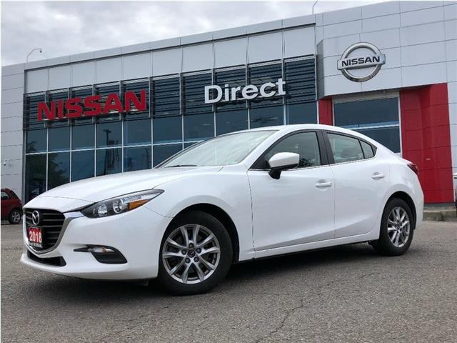 2018 Mazda Mazda3 GS | NO ACCIDENTS | CERTIFIED (Stk: P0639) in Mississauga - Image 1 of 21