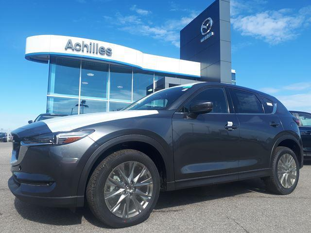 2019 Mazda CX-5 Signature w/Diesel (Stk: H1977) in Milton - Image 1 of 6