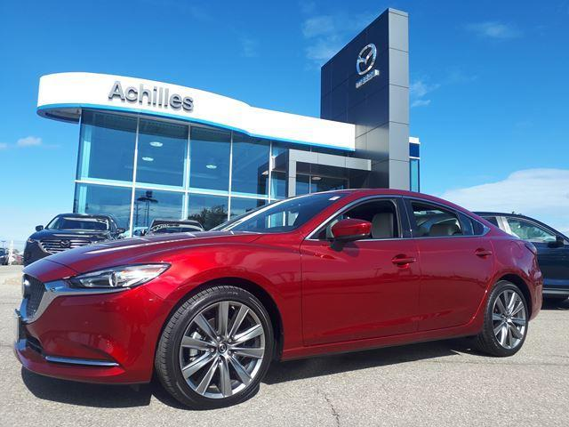 2019 Mazda MAZDA6 Signature (Stk: P5938) in Milton - Image 1 of 13