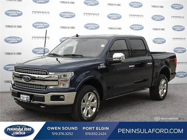 2019 Ford F-150 Lariat (Stk: 19FE298) in Owen Sound - Image 1 of 26