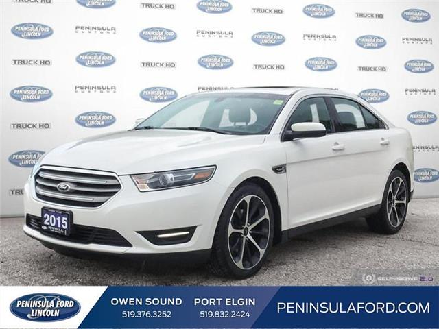2015 Ford Taurus SEL (Stk: 1759A) in Owen Sound - Image 1 of 27