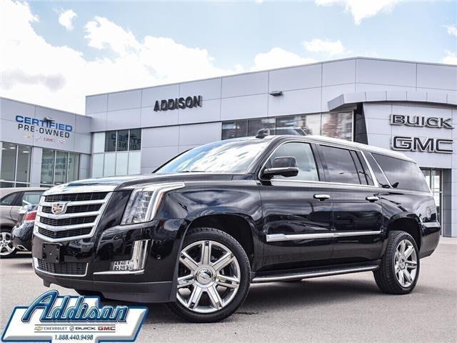 2019 Cadillac Escalade ESV Luxury (Stk: U117851) in Mississauga - Image 1 of 30