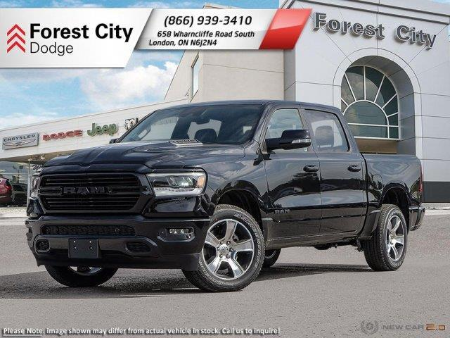 2020 RAM 1500 Rebel (Stk: 20-R016) in London - Image 1 of 23