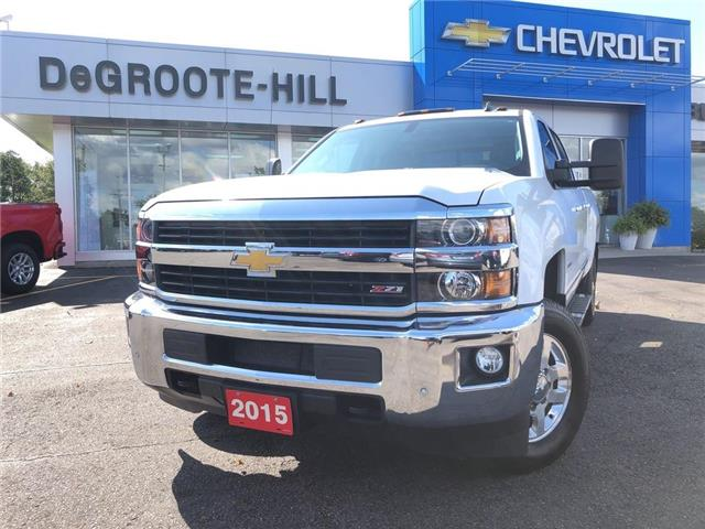 2015 Chevrolet Silverado 2500HD LTZ (Stk: U-2204) in Tillsonburg - Image 1 of 30
