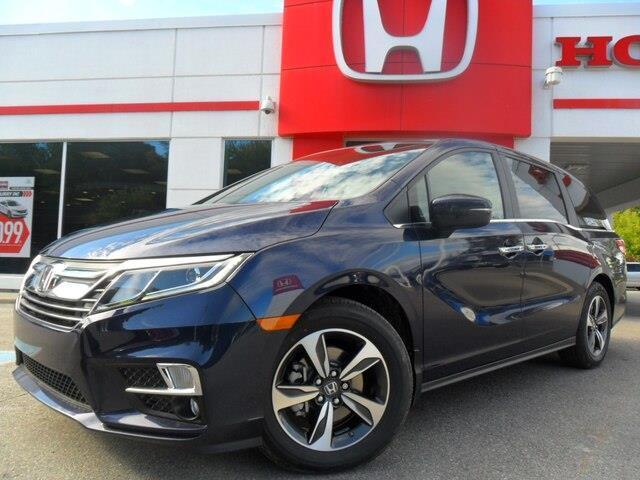2020 Honda Odyssey EX-L Navi (Stk: 10706) in Brockville - Image 1 of 22