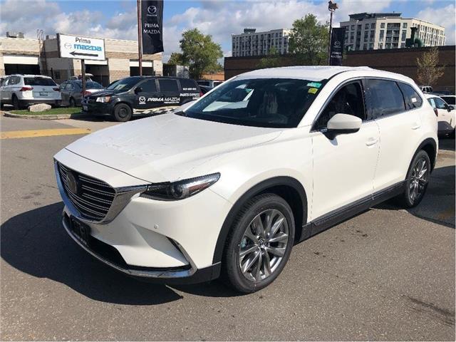2019 Mazda CX-9 Signature (Stk: 19-497) in Woodbridge - Image 1 of 16