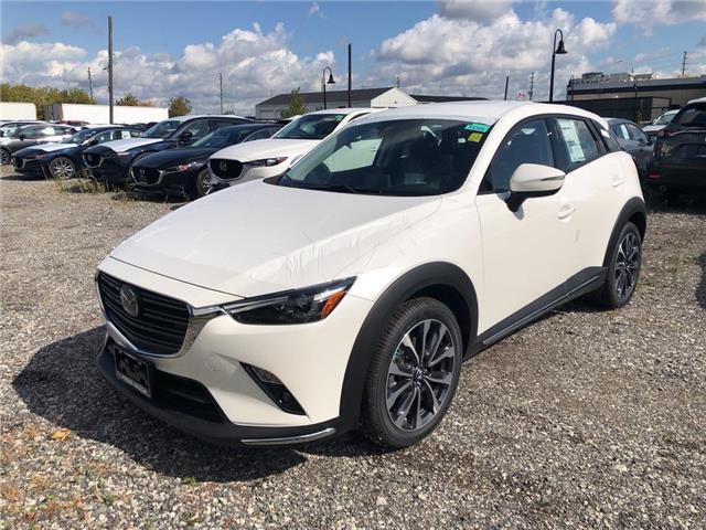 2019 Mazda CX-3 GT (Stk: 19-495) in Woodbridge - Image 1 of 15
