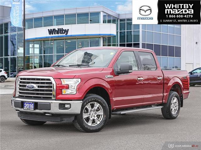2016 Ford F-150 XL (Stk: 190108A) in Whitby - Image 1 of 27