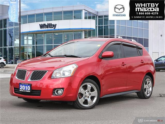 2010 Pontiac Vibe Base (Stk: 190724A) in Whitby - Image 1 of 27