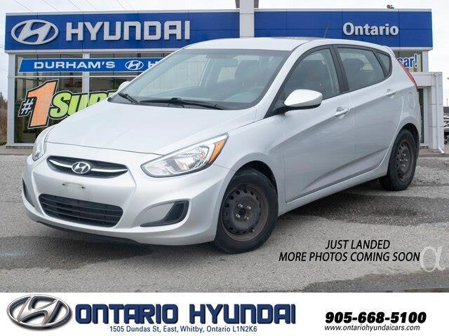 2016 Hyundai Accent L (Stk: 82392K) in Whitby - Image 1 of 1