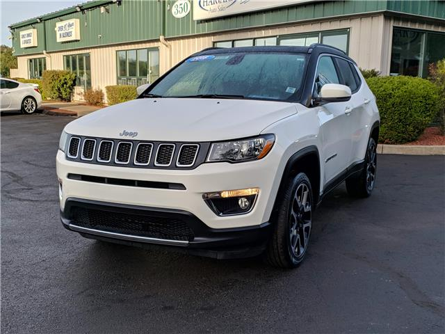 2018 Jeep Compass Limited 3C4NJDCB4JT412918 10558 in Lower Sackville