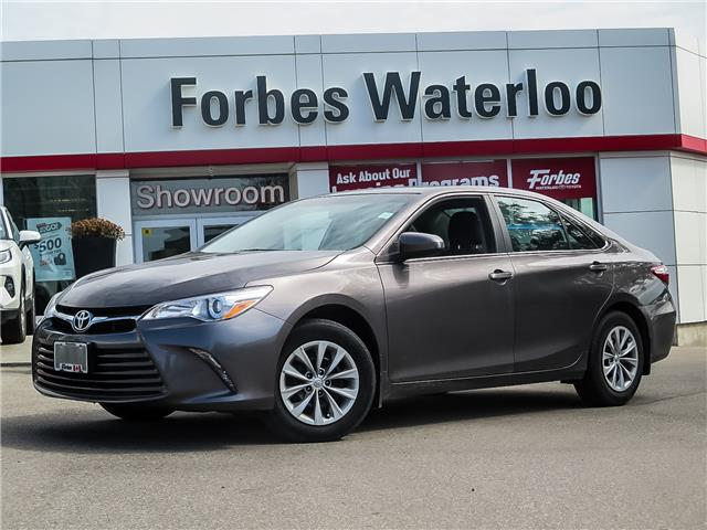 2015 Toyota Camry LE (Stk: 11665S) in Waterloo - Image 1 of 1