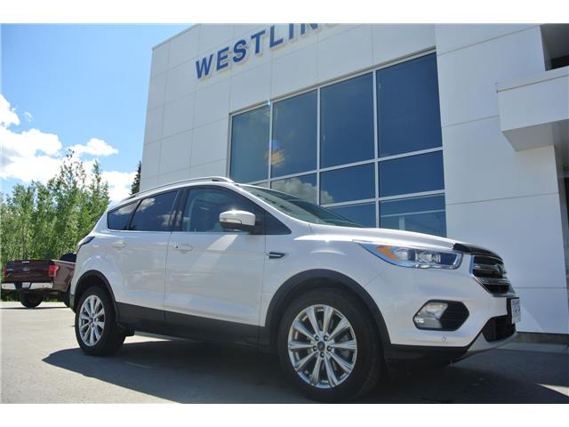 2017 Ford Escape Titanium (Stk: 4125A) in Vanderhoof - Image 1 of 19