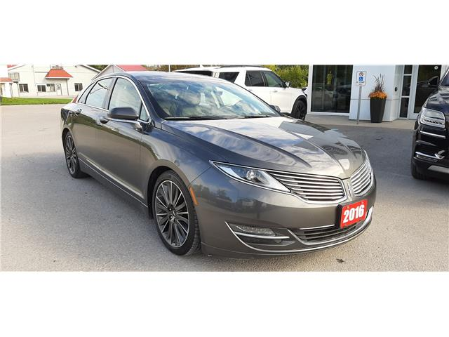 2016 Lincoln MKZ Base 3LN6L2JK9GR604620 P0484 in Bobcaygeon