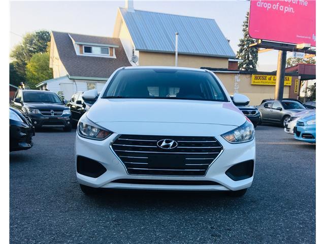 2019 Hyundai Accent Preferred (Stk: CC19581) in Ottawa - Image 1 of 10