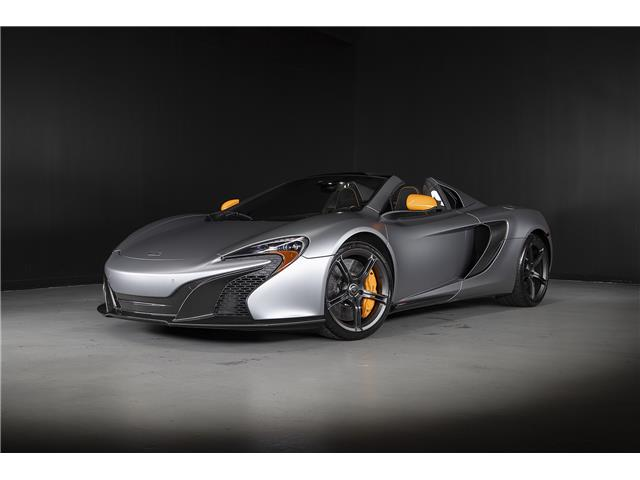2015 McLaren 650S Spider (Stk: MC0594A) in Woodbridge - Image 2 of 19