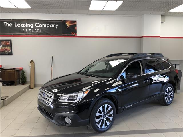 2017 Subaru Outback 3.6R Limited (Stk: -) in Ottawa - Image 1 of 20