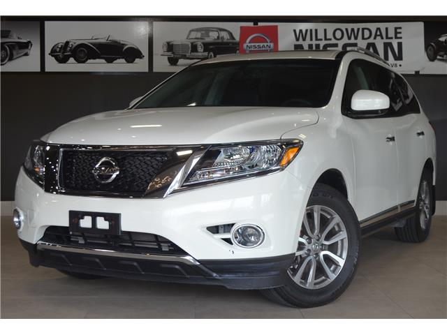 2015 Nissan Pathfinder SL (Stk: E7662A) in Thornhill - Image 1 of 33