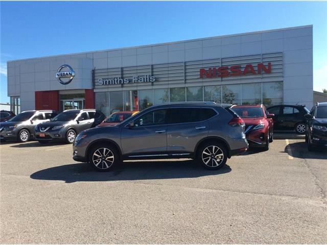2017 Nissan Rogue SL Platinum (Stk: 20-026A) in Smiths Falls - Image 1 of 13