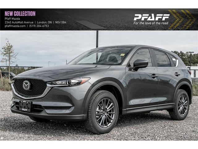 2019 Mazda CX-5 GS (Stk: LM9363) in London - Image 1 of 12