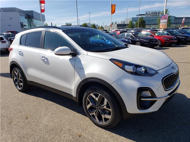 2020 Kia Sportage EX (Stk: 40093) in Saskatoon - Image 2 of 21