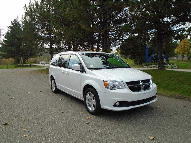 2018 Dodge Grand Caravan Crew (Stk: 9797) in Quesnel - Image 1 of 30