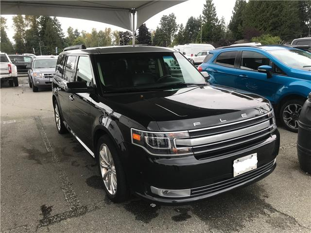 2013 Ford Flex Limited (Stk: 9F14601A) in Vancouver - Image 1 of 1