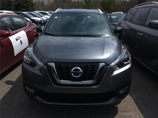 2019 Nissan Kicks SR (Stk: RY19K128) in Richmond Hill - Image 1 of 5