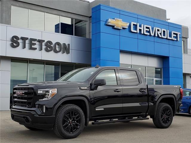 2019 GMC Sierra 1500 Elevation (Stk: 19-352) in Drayton Valley - Image 1 of 7
