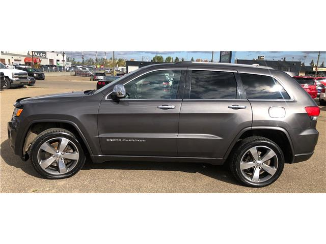 2014 Jeep Grand Cherokee Overland (Stk: 141158) in Edmonton - Image 1 of 16