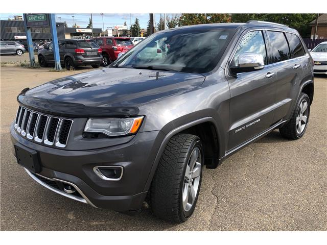 2014 Jeep Grand Cherokee Overland (Stk: 141158) in Edmonton - Image 2 of 16