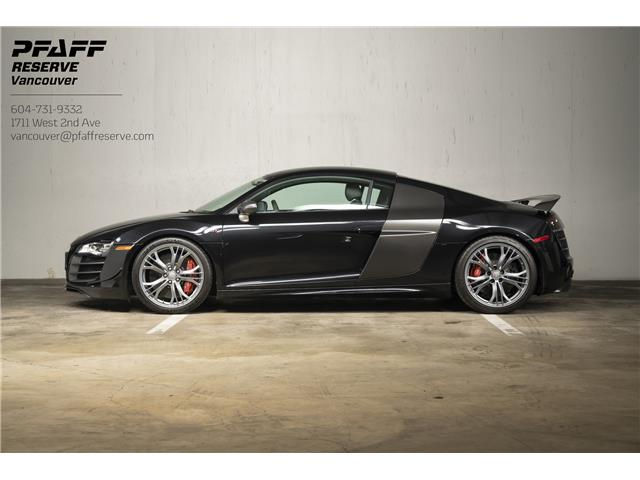 2012 Audi R8 GT (Stk: MV0290B) in Vancouver - Image 2 of 22