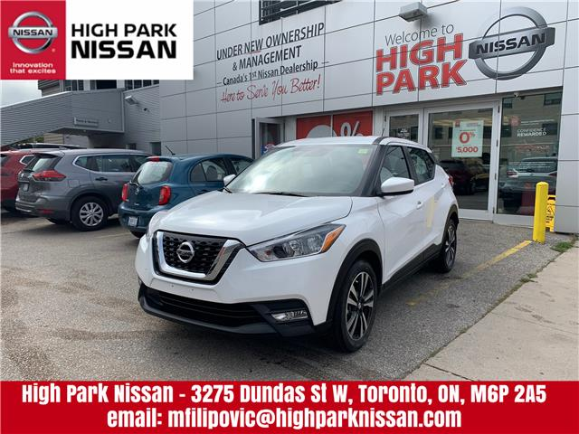 2019 Nissan Kicks SV (Stk: U1646) in Toronto - Image 1 of 22