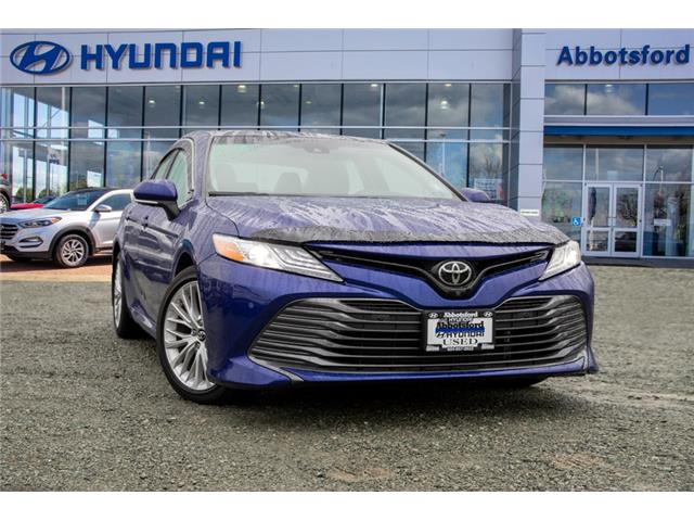 2018 Toyota Camry XLE V6 (Stk: AH8911) in Abbotsford - Image 1 of 24