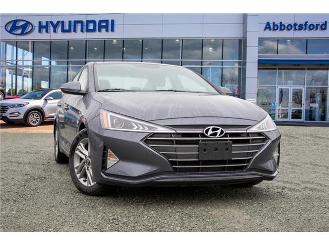 2019 Hyundai Elantra Preferred (Stk: AH8917) in Abbotsford - Image 1 of 21