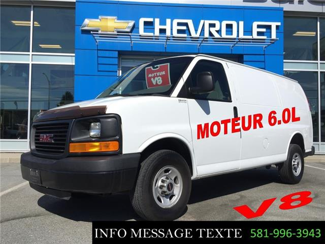 2013 Chevrolet EXPRESS CARGO 3500  (Stk: GMCX8035) in Ste-Marie - Image 1 of 24