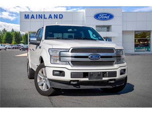 2018 Ford F-150 Platinum 1FTFW1E12JFD71966 P1966 in Vancouver