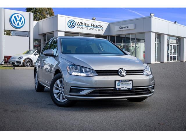 2019 Volkswagen Golf 1.4 TSI Comfortline (Stk: KG030719) in Vancouver - Image 1 of 18