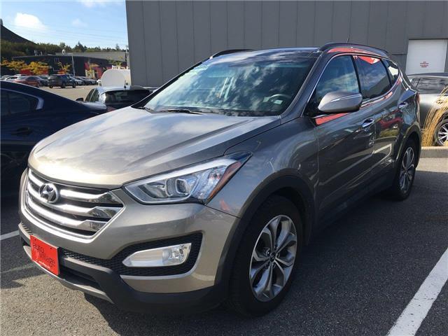 2016 Hyundai Santa Fe Sport 2.0T Limited (Stk: T656001A) in Saint John - Image 1 of 1