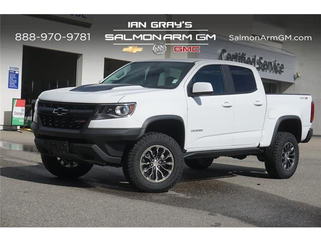 2020 Chevrolet Colorado ZR2 (Stk: 20-010) in Salmon Arm - Image 1 of 16