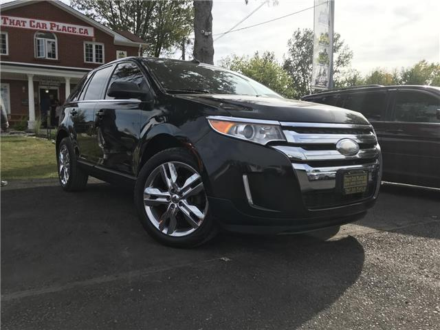 2012 Ford Edge Limited (Stk: 5412) in London - Image 1 of 26