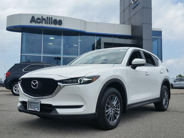 2017 Mazda CX-5 GX (Stk: GG912A) in Milton - Image 1 of 12